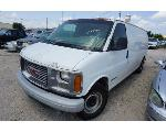 Lot: 05-154796 - 2002 GMC Savana Van