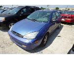 Lot: 23-157720 - 2002 Ford Focus