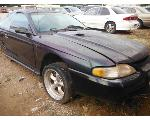 Lot: 09-670432C - 1996 FORD MUSTANG