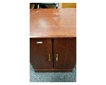Lot: 7.BR - CABINET, CHAIRS, RADIO