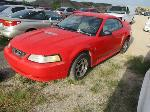 Lot: 21-173505 - 2000 FORD MUSTANG