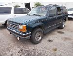 Lot: 1987 - 1993 FORD EXPLORER SUV - KEY