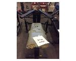 Lot: 6430 - Barbell Bench Press Machine
