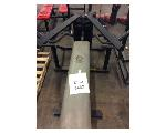 Lot: 6432 - Barbell Bench Press Machine