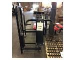 Lot: 6434 - Barbell Bench Press Machine
