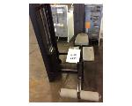 Lot: 6435 - Leg/Hamstring Weight Machine