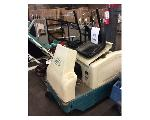 Lot: 6441 - Tennant Ride Sweeper