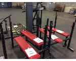Lot: 6443 - (4) Workout Benches