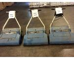 Lot: 6444 - (3) Kent Champion Vacuums