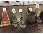 Lot: 6445 - Carpet Cleaner / Vacuums