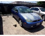 Lot: P805 - 2003 FORD FOCUS - KEY / RUNS & DRIVES
