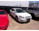 Lot: P806 - 2012 CHEVY MALIBU  - KEY / RUNS & DRIVES