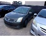 Lot: P807 - 2007 NISSAN SENTRA - KEY / RUNS & DRIVES