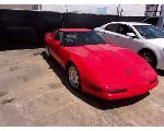 Lot: P810 - 1996 CHEVY CORVETTE - KEY / RUNS & DRIVES