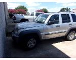 Lot: P813 - 2004 JEEP LIBERTY SUV - KEY / RUNS