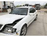 Lot: 54002 - 1996 MERCEDES C220 - KEY / RUNS