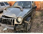 Lot: 110325 - 2004 JEEP LIBERTY SUV - KEY