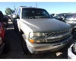 Lot: 512-56551C - 2002 CHEVROLET TAHOE SUV