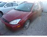 Lot: 521-56889 - 2000 FORD FOCUS