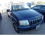 Lot: 531-56640C - 2002 JEEP GRAND CHEROKEE SUV