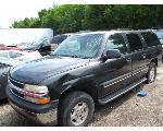 Lot: 469 - 2003 CHEVROLET SUBURBAN SUV - KEY