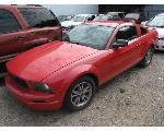 Lot: 473 - 2006 FORD MUSTANG