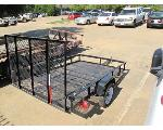 Lot: 17-2116 - 2013 CARRY-ON TRAILER