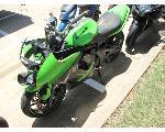 Lot: 18-2563 - 2008 KAWASAKI NINJA MOTORCYCLE