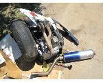 Lot: 18-3474 - SUZUKI MOTORCYCLE PARTS