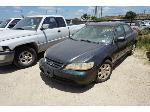 Lot: 14-157868 - 2001 Honda Accord