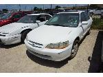 Lot: 22-157303 - 1998 Honda Accord