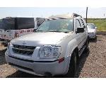 Lot: 66748.MPD - 2002 NISSAN XTERRA SUV - KEY