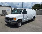 Lot: 02-22609 - 2005 Ford E150 Van - Key
