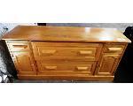 Lot: 02-22697 - Wood Dresser