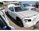 Lot: 537 - EQUIP 080078 - 2008 DODGE CHARGER