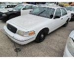 Lot: RL-237-EQUIP 000045 - 2000 FORD CROWN VICTORIA POLICE INT
