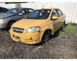 Lot: 479 - 2009 CHEVY AVEO