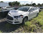 Lot: 483 - 2014 FORD FUSION - KEY