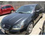 Lot: 04-205050 - 2006 NISSAN ALTIMA -KEY / RUNS & DRIVES