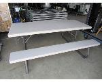 Lot: 59-089 - LifeTime Folding Picnic Table