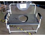 Lot: 59-095 - XL Portable Commode