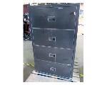 Lot: 56-101 - Hon Fireproof Filing Cabinet