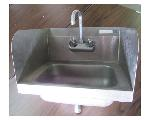 Lot: 56-102 - Stainless Steel Sink