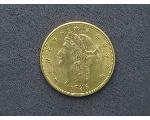 Lot: 74 - 1896-S U.S. $20 GOLD PIECE