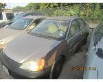 Lot: 5 - 2001 HONDA CIVIC - KEY / RUNS & DRIVES