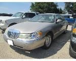 Lot: 0805-9 - 2002 LINCOLN TOWN CAR