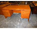 Lot: C&D - (22) Desks &  (2) Credenzas