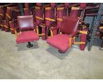 Lot: E1 - (30) Theater-Style Chairs