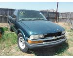 Lot: 05-671851C - 1998 CHEVROLET S-10 PICKUP
