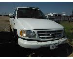 Lot: 10-673101C - 2002 FORD F-F150 PICKUP